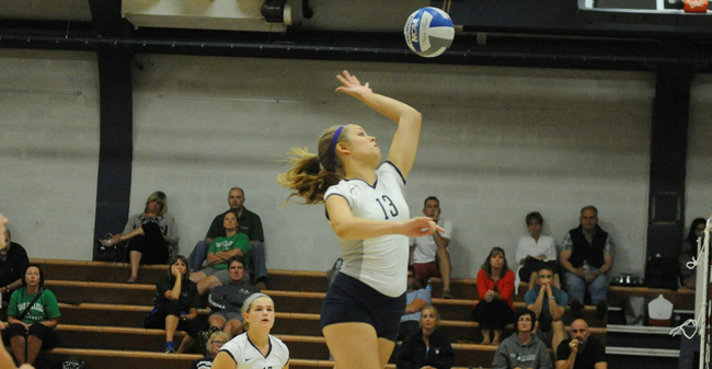 Kornmann Makes All-Tournament Team as Hounds Sweep York