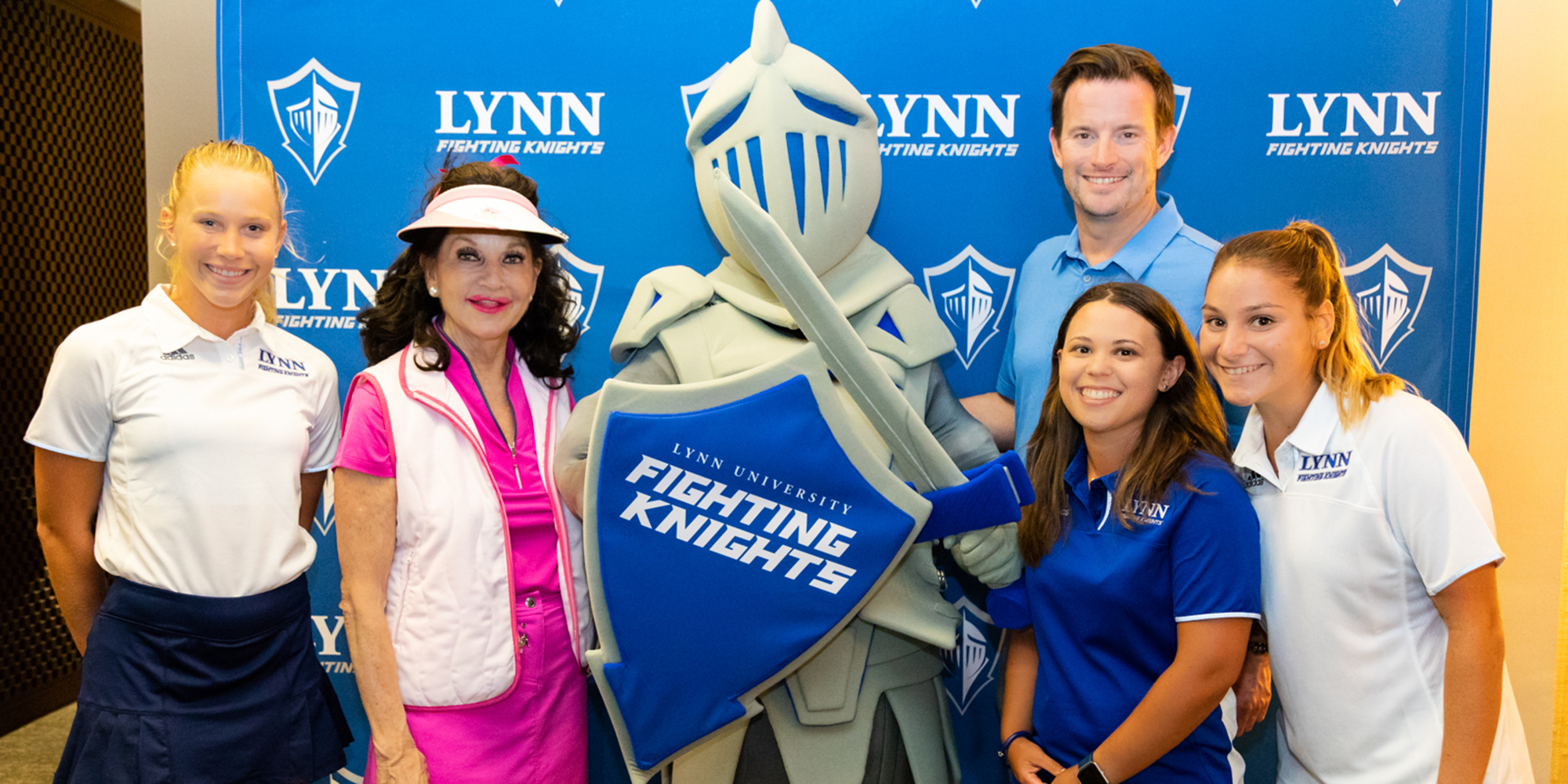 Lynn University Fighting Knights raise over $100,000 at 26th annual  Frank A. Robino, Jr. Golf Classic