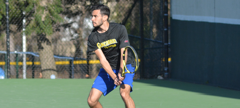 Men's Tennis Soars Past Post, 7-0