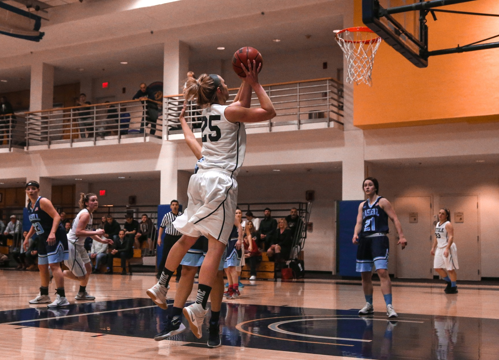 Women's Basketball Road Slate Closes Saturday at Simmons