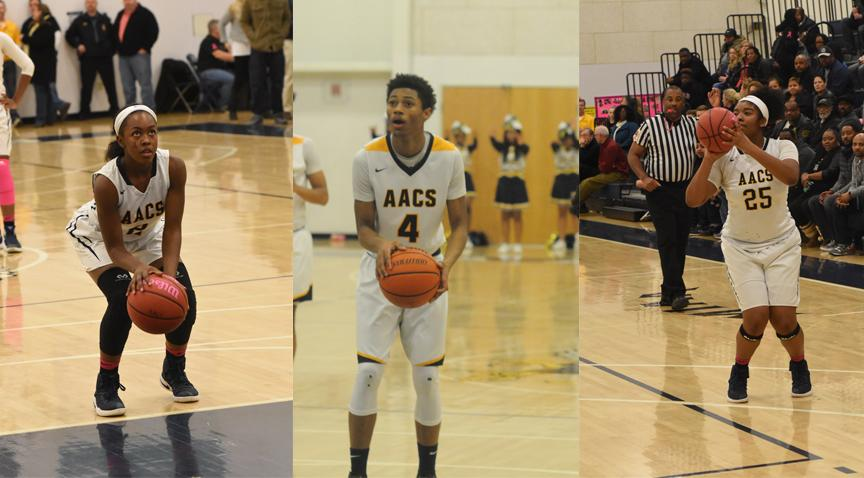 Three Seniors To Play In County Senior All-Star Game