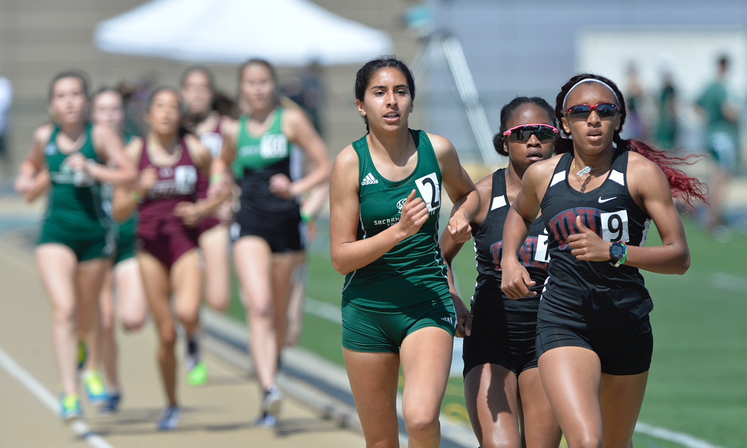 TRACK & FIELD ADDS FOUR TOP 10 MARKS AT NEW MEXICO COLLEGIATE CLASSIC