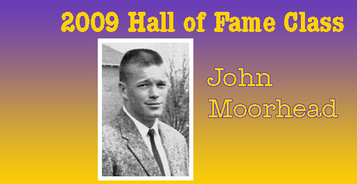 Versatile John Moorhead to join TTU Sports Hall of Fame