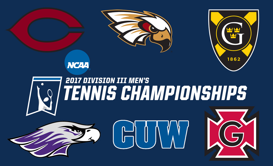 Men's Tennis NCAA Regional Preview (May 12-14)