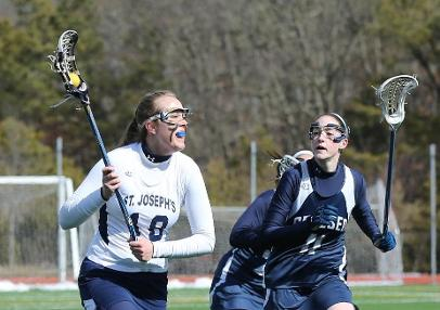 Eagles Lax Rips Apart Panthers, 17-2