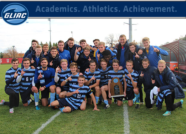 Northwood Captures 2015 GLIAC Men's Soccer Championship