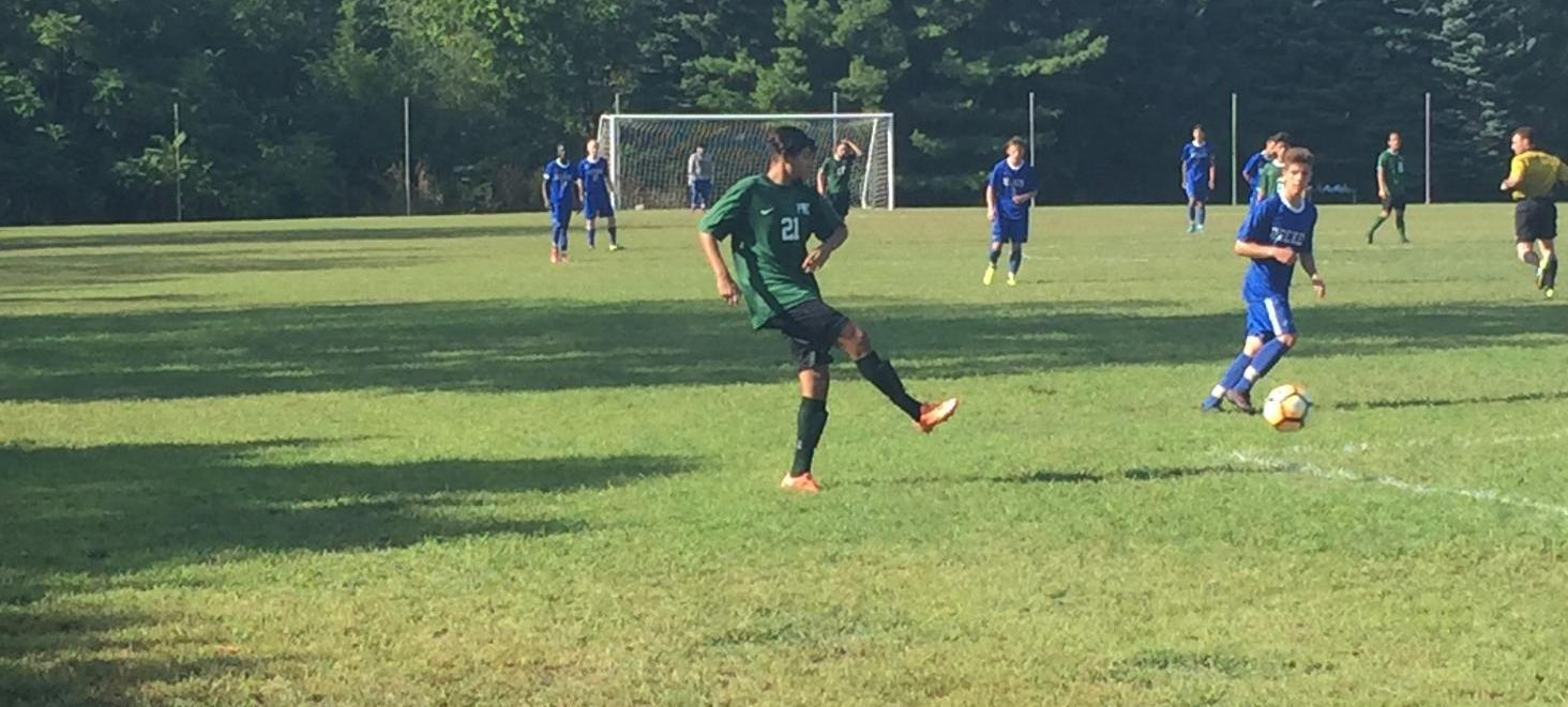 Gators and Mount Ida Play a Scoreless Draw