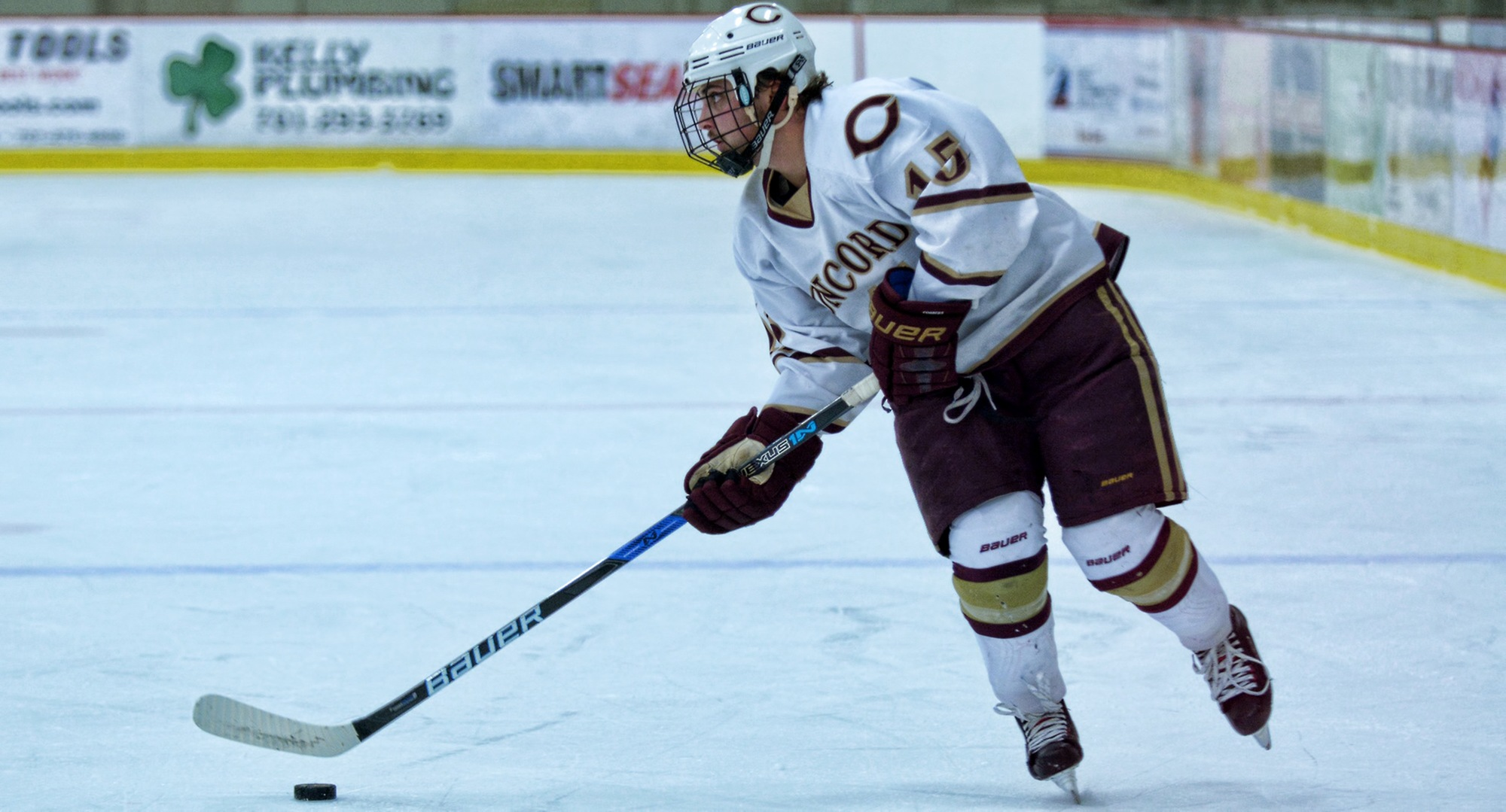 Senior Mario Bianchi scored five goals in the Cobbers' two wins at the MIAC Showcase.