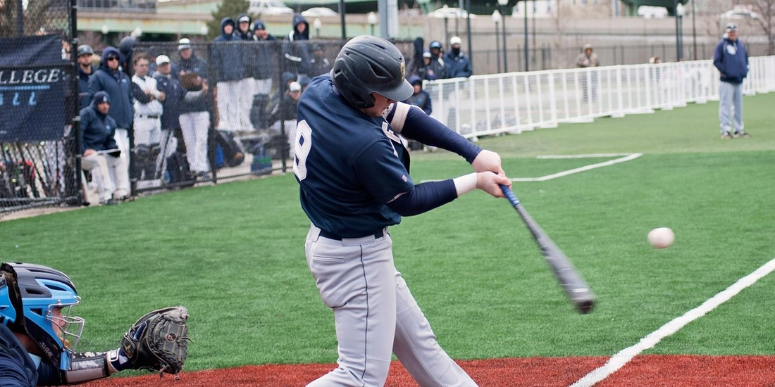 Baseball Preps for NCAAs with Twinbill at Endicott Friday