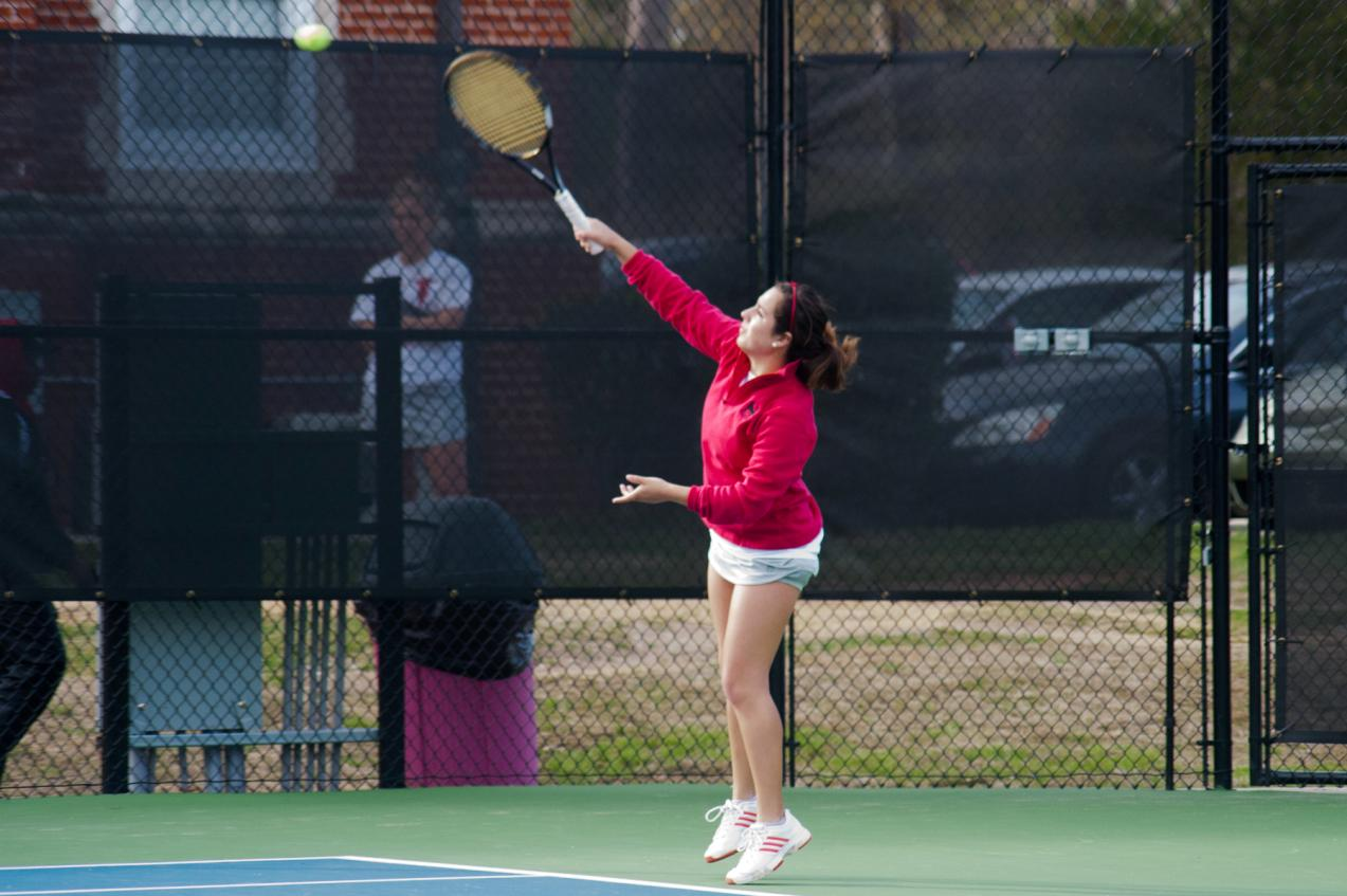 Huntingdon women's tennis blanks Piedmont