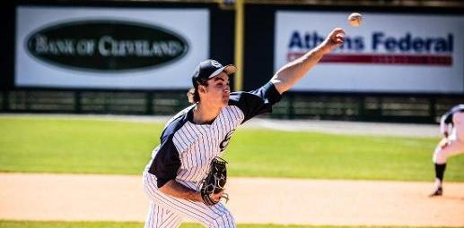Former CSCC Baseball Pitcher, Wyrick, Shining in Minor Leagues