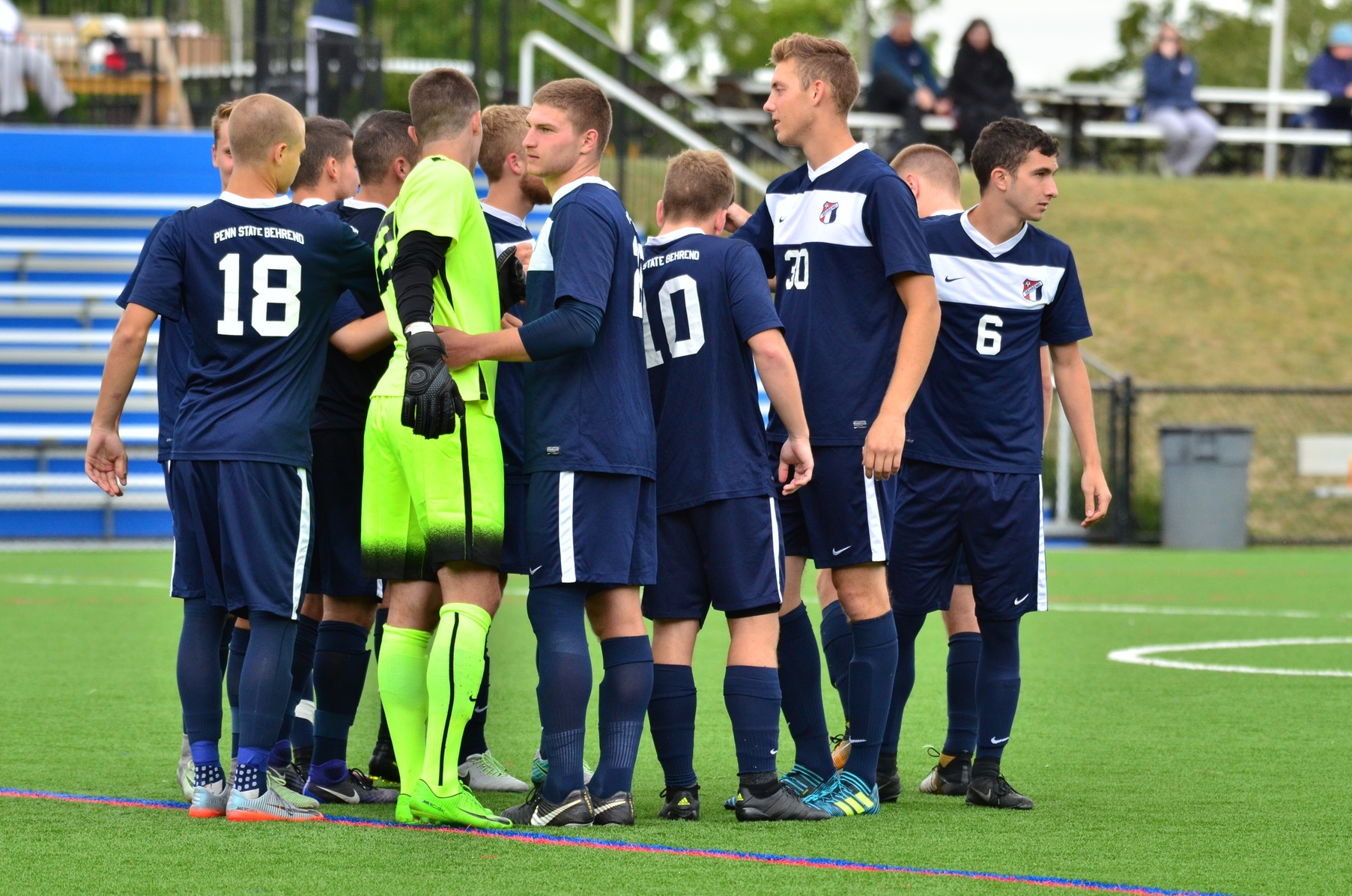 Men's Soccer Ranked Tenth in Great Lakes Region