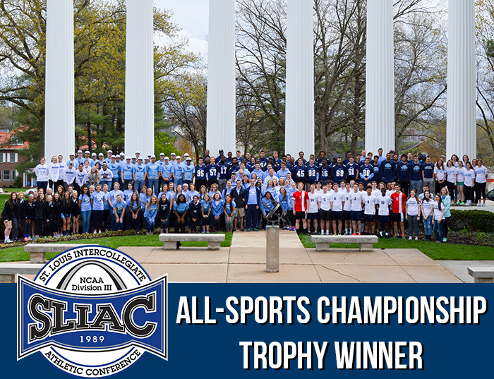 Westminster Captures SLIAC All-Sports Championship Trophy