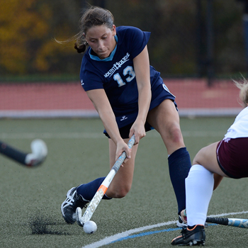 Field Hockey Falls at Babson; Secures NEWMAC Playoff Berth