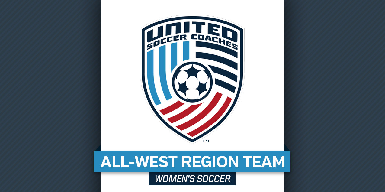Four Trinity Women's Soccer Players Named to All-West Region Team