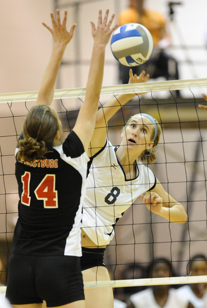 UMW Volleyball Sweeps Stevenson in Key CAC Match