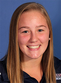 Maggie Lasto,W-Swimming,Freshman,Orange,(Thru Jan. 28)