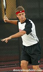 Men's Tennis Falls at Arizona State