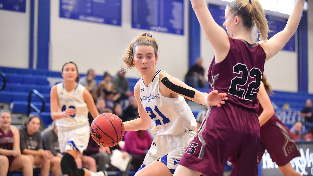 F&M Hangs on to Defeat Washington