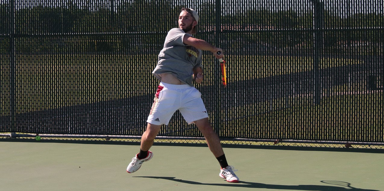 Austin College Sweeps to Third Place At SCAC Men's Tennis Championship