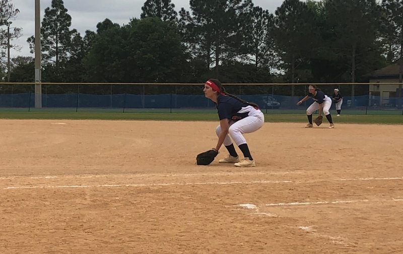 Softball Defeated by Georgian Court in First Conference Play of the Season