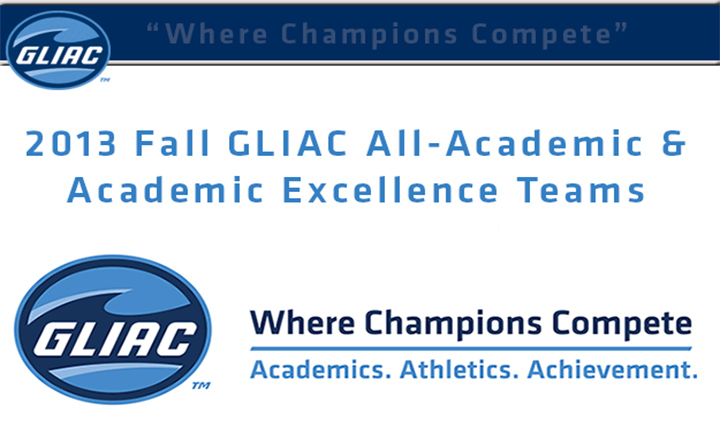 Ferris State Places 84 Student-Athletes On GLIAC All-Academic Teams For Fall Season