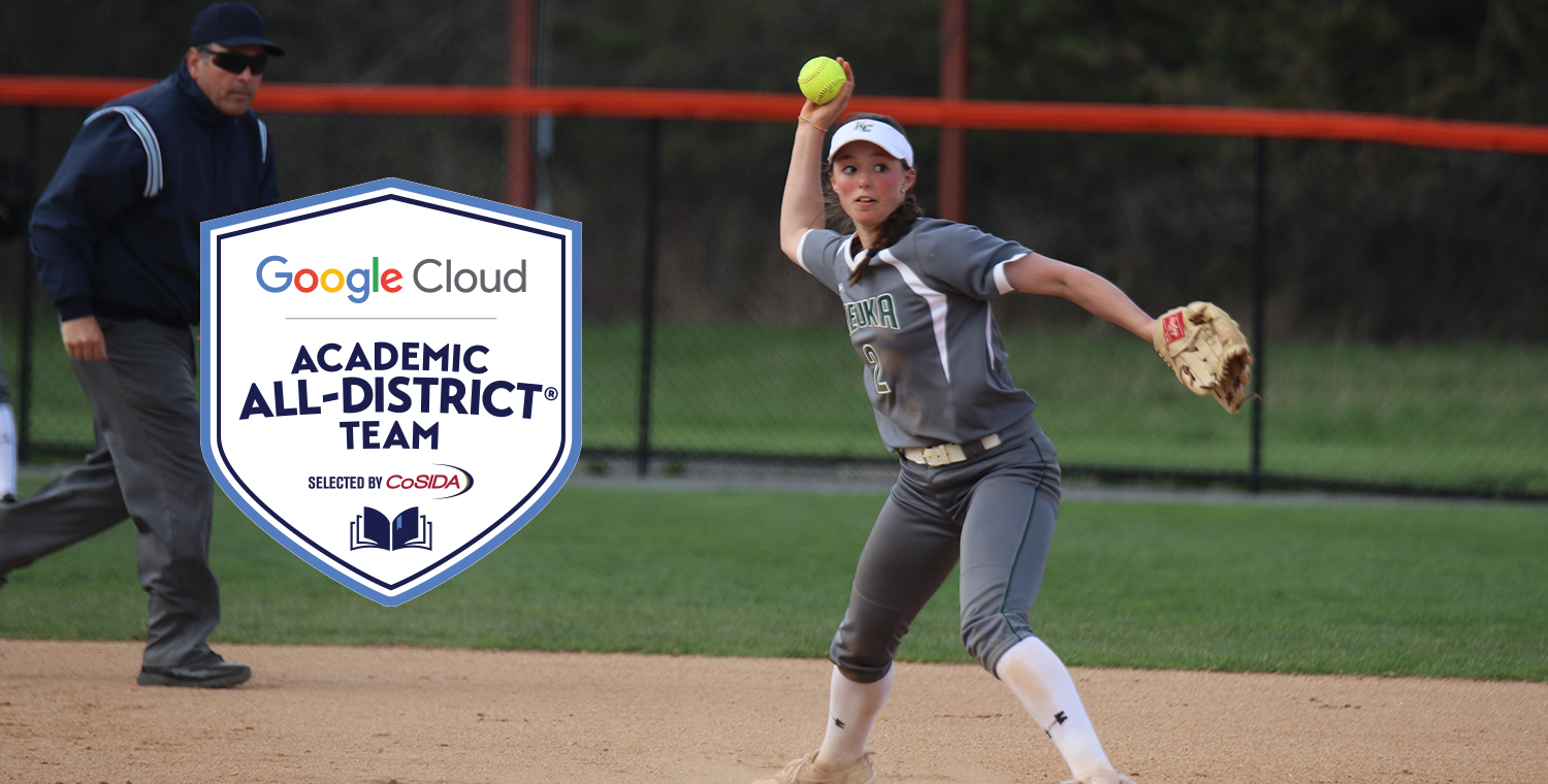 Jessie Hammers Named Academic All-District
