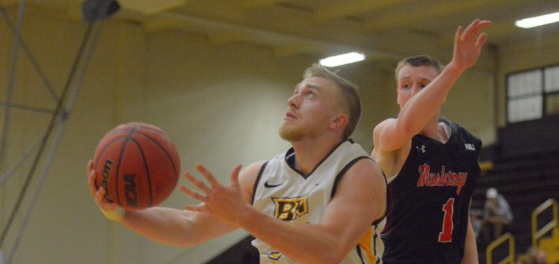 Senior All-OAC guard Cam Kuhn (Photo courtesy of Alexis Boledovic)