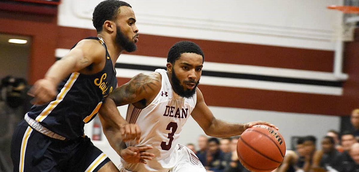 Backcourt Powers Men's Basketball Past Blue Jays, 94-75