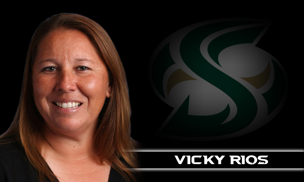 VICKY RIOS NAMED ASSISTANT SOFTBALL COACH