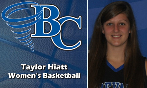 Hiatt scores career high 10 points in victory