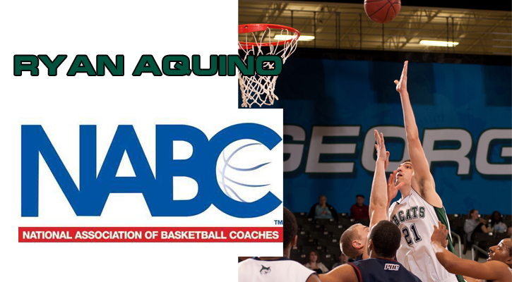 GC's Aquino Selected NABC All-District