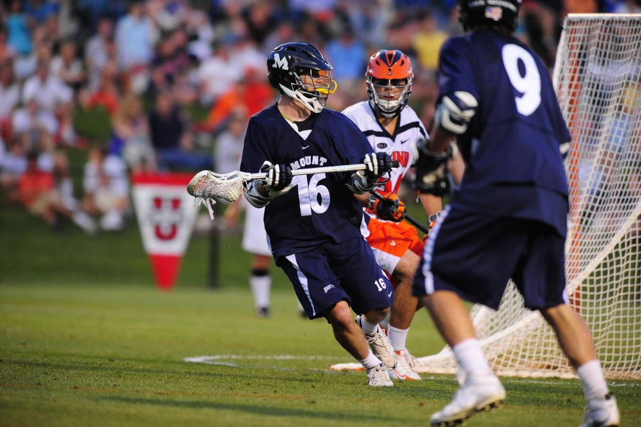 Men's Lacrosse Opens Season with 22-6 Loss at Top-Ranked Virginia