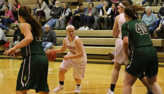 Besancon named Second Team All-OAC for Women's Basketball