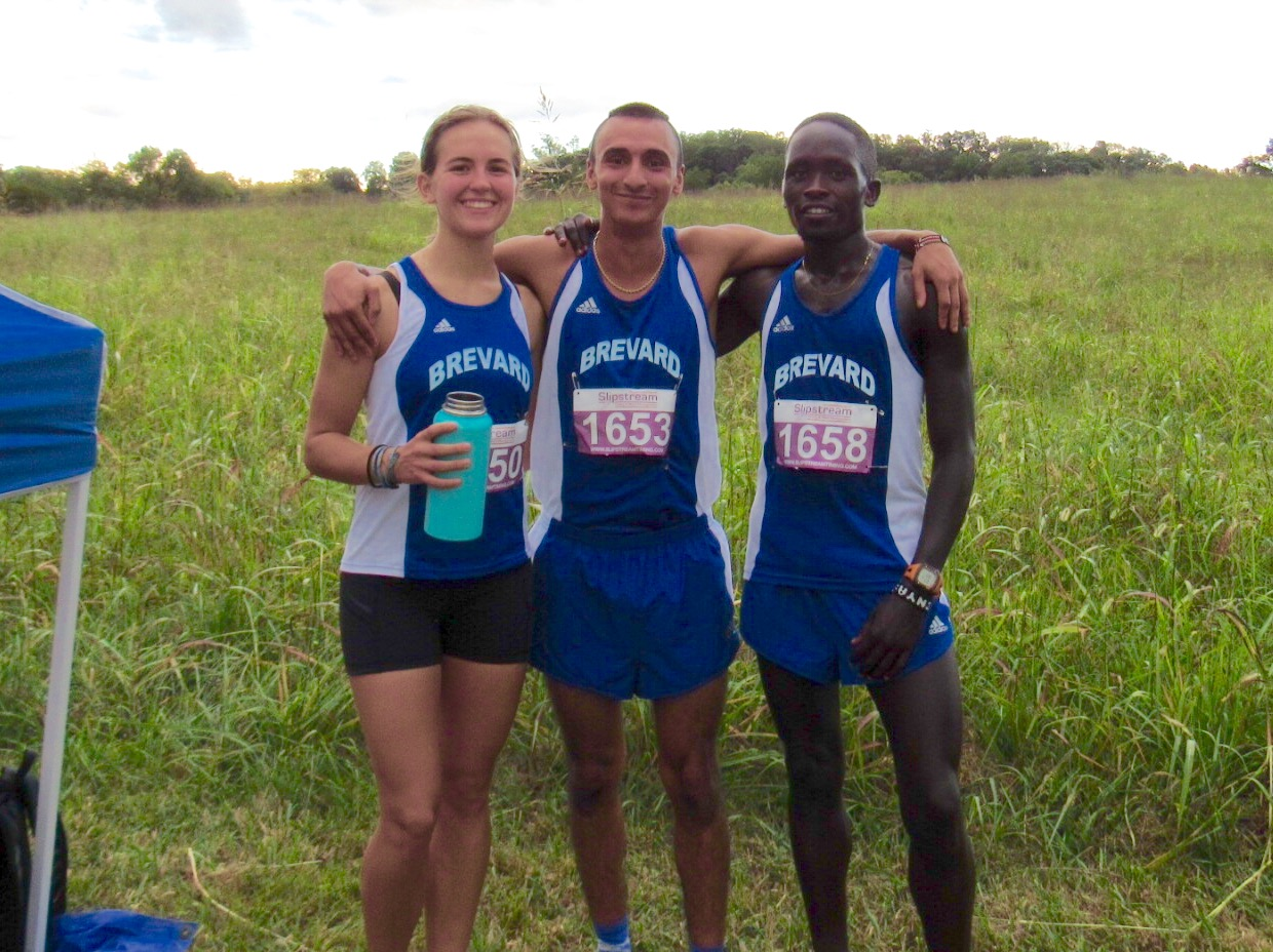 Brevard Men Place Fifth at Tusculum Open