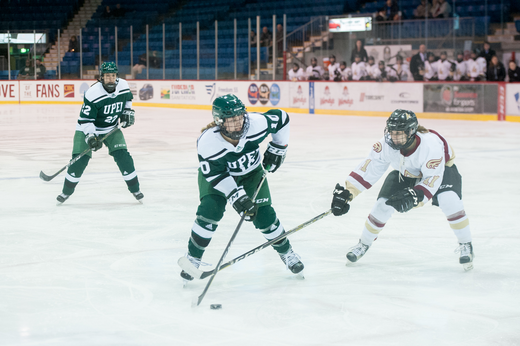 Panthers explode for five third-period goals in shutout win over Mount Allison