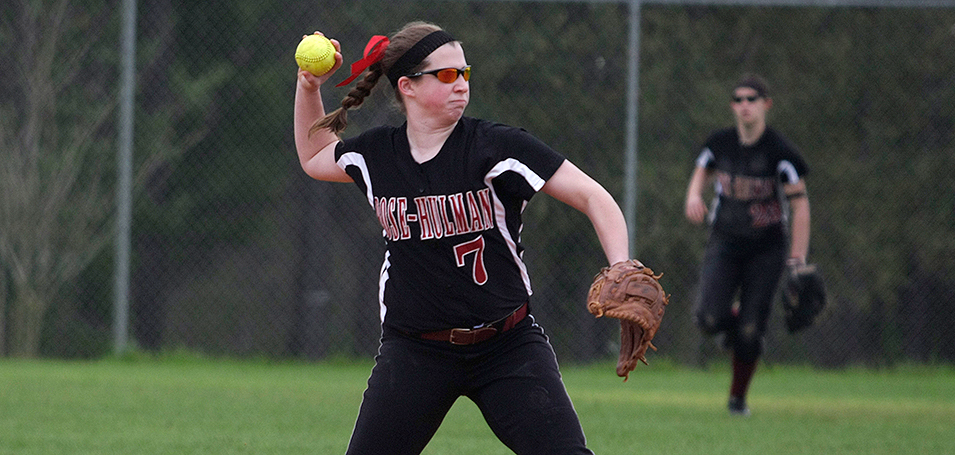 Softball Splits with Manchester; Eyes HCAC Tourney