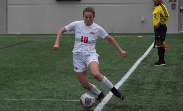 Ratts Sends Women's Soccer to Fourth-Straight Title Match