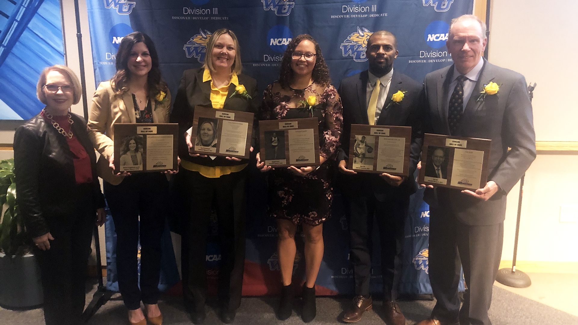 Five New Members of Webster Athletics Hall of Fame