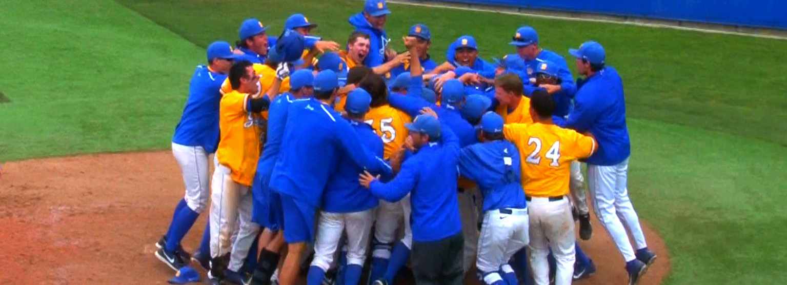Newell's Crafty Bunt Gives UCSB its Second Straight Walk-Off Win at Home