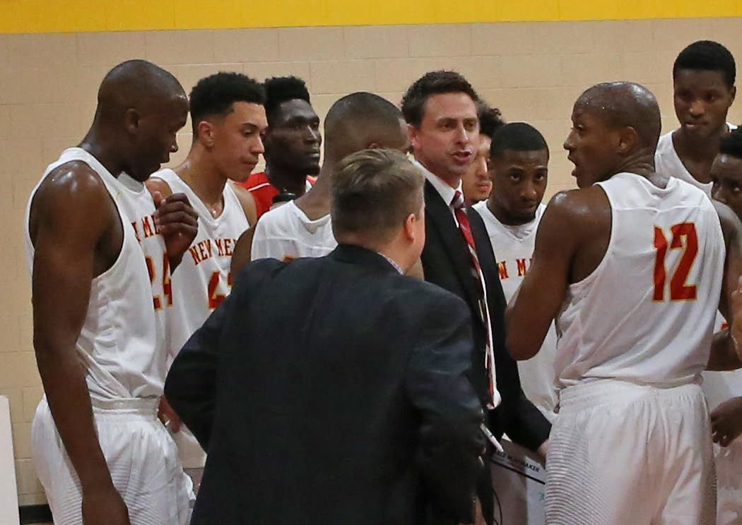 NMJC men win fourth straight in 2 OT thriller