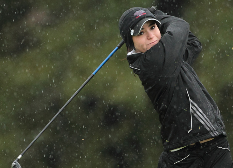 Women's Golf: Play Suspended at the Peg Barnard Invitational