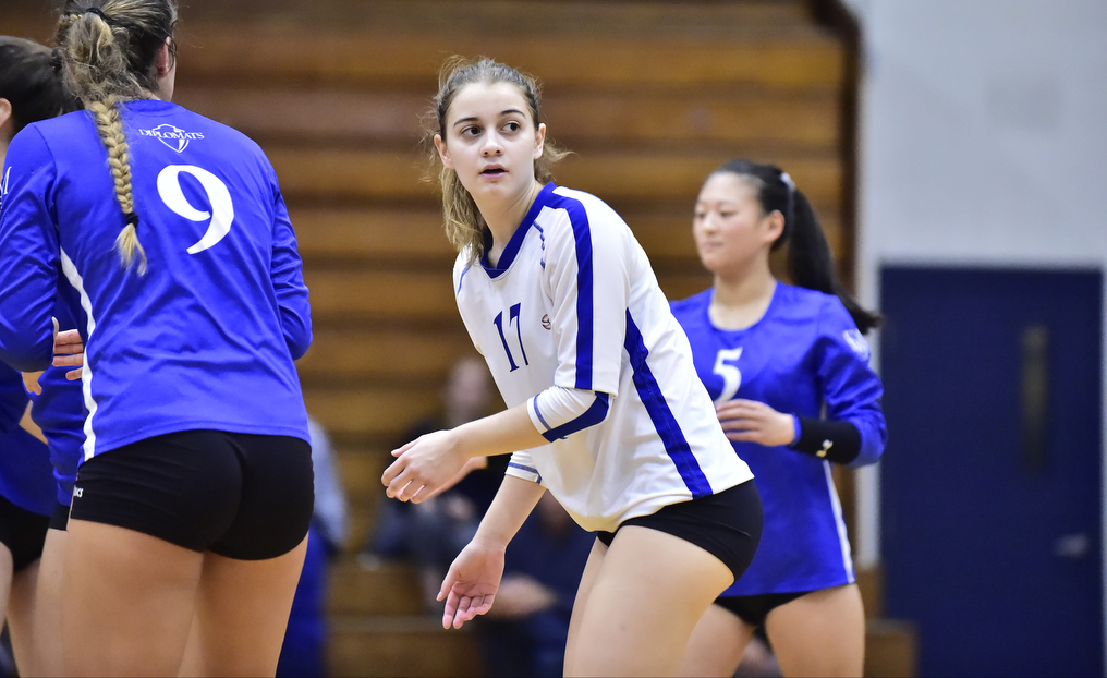 Volleyball Cruises in CC Opener