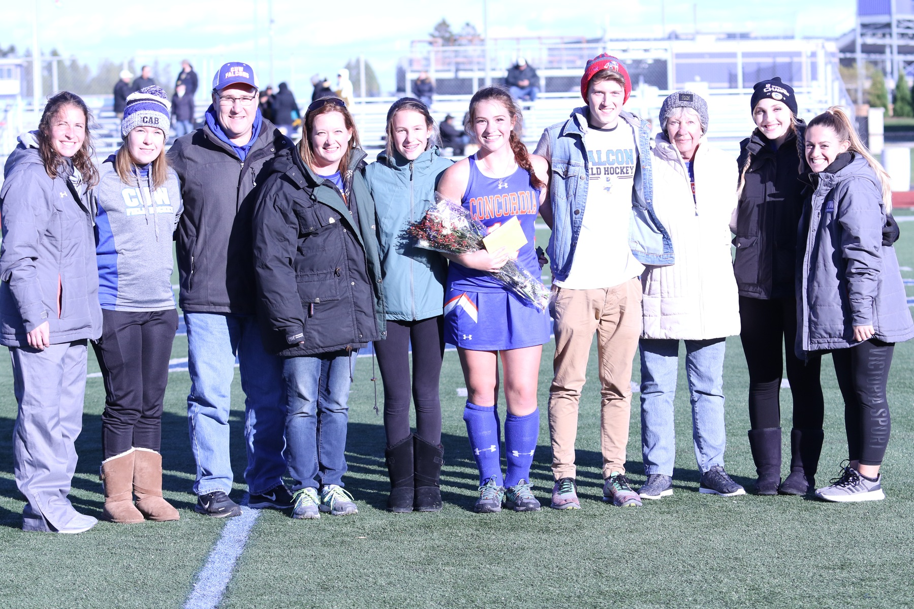 DePauw Spoils Senior Day for Field Hockey