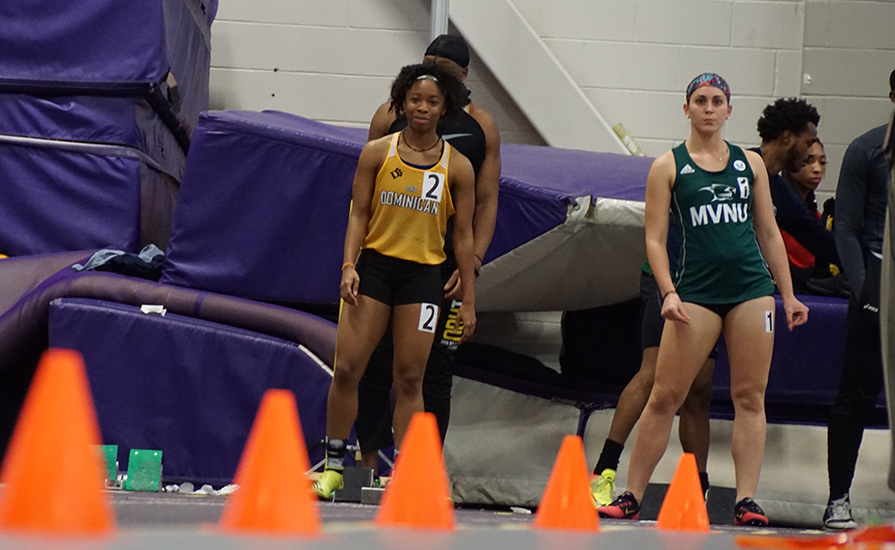 Track & Field Notches 11 First Place Finishes, Three School Records At Big Red Invitational