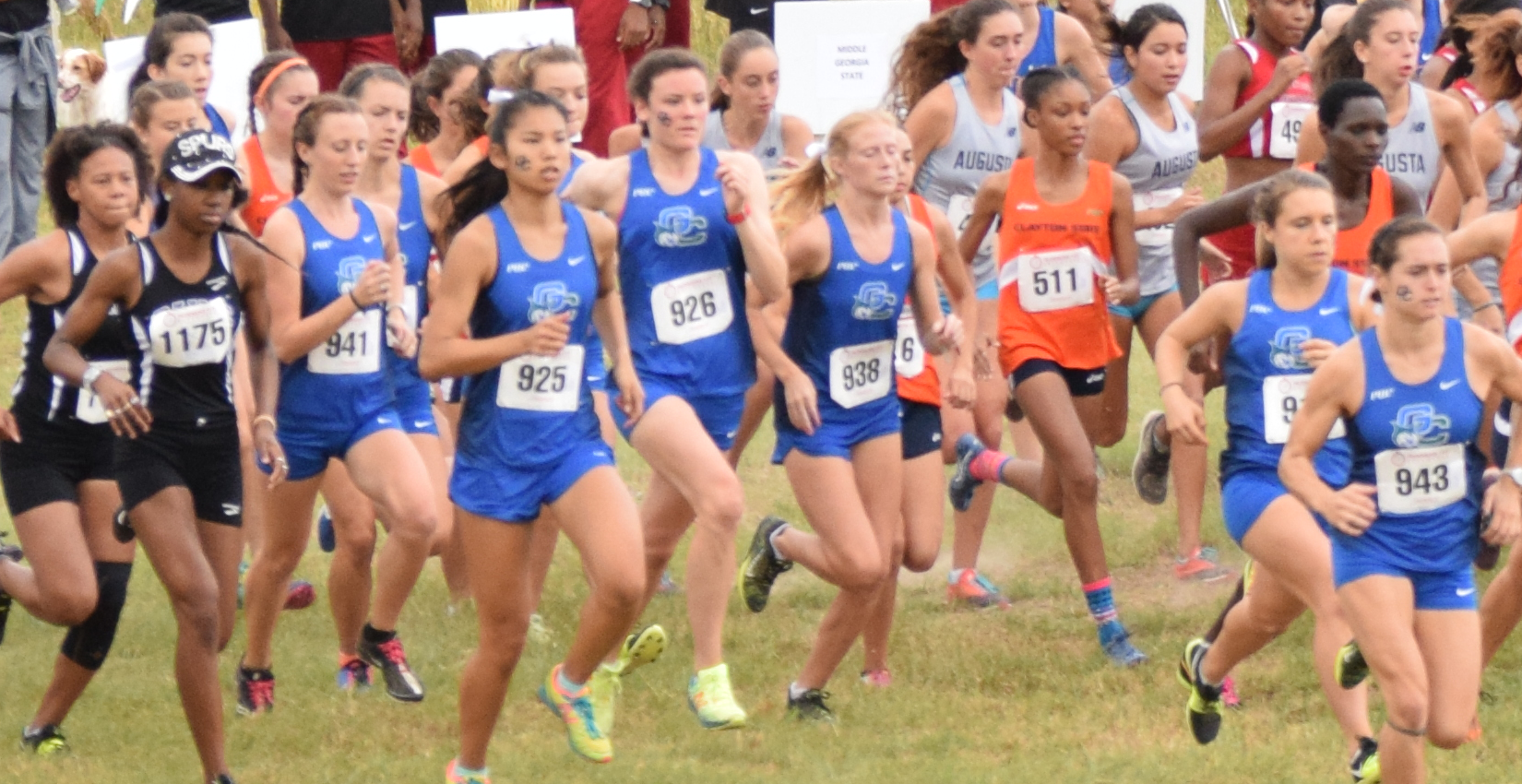 Bobcat Women's Cross Country