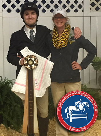 Intermont Equestrian's Galen Reyes Takes Eighth At 2016 IHSA Nationals Friday