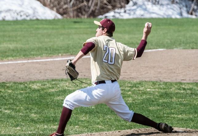 Baseball: Cadets Swept by Pacers