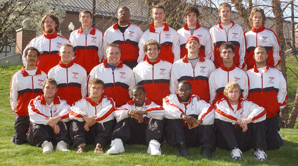 2005 Wittenberg Men's Track and Field