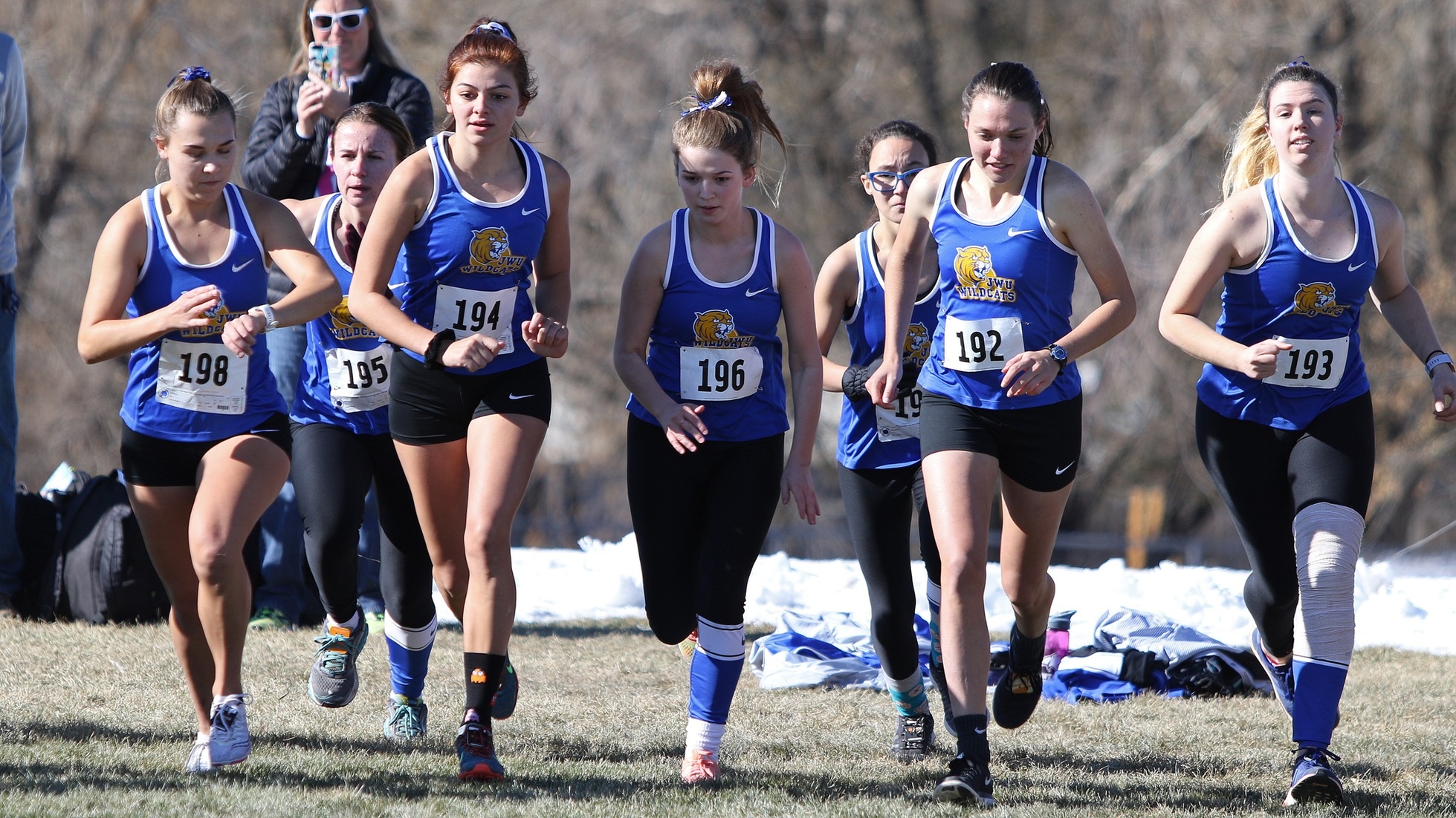 Seligson leads 7 Wildcats at SCAC Championships
